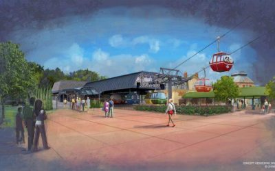 Here are  Walt Disney World projects to follow in 2018